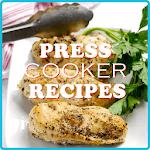 Press Cooker Recipes icon