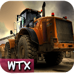 Dozer Simulator Open Roads icon