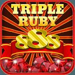 SLOTS - Triple Ruby Slots 888 icon