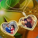 Love Locket Dual Photo Frame icon