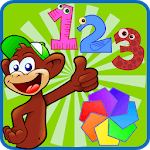 Kids Learning: Colors, Numbers, Shapes, Animals icon