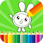Coloring Pages & Drawing Book Free - Kids Paint icon
