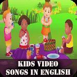 Kids Video Songs In English - Nursery Rhymes Video icon