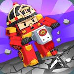 Robocar Poli Concrete Rescue Game icon