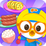 Pororo eating game - Kids Healthy Eating Habits for pc logo