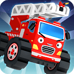 Tayo Monster Truck - Kids Game Package icon