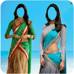 Saree Photo Suit icon
