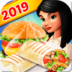 Kitchen Fever - Food Restaurant & Cooking Games for pc logo
