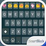 Smart Black Emoji Keyboard icon