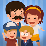 Pocket Family: Play & Build a Virtual Home icon