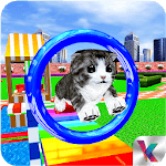 Cute Cat Simulator: Stunts icon