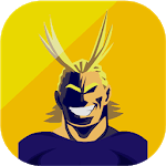 All Might Quiz icon