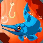 Go Fish: Jurassic Pond icon