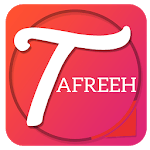 Tafreeh Event App icon