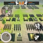 WORLD WAR 3: MILITIA BATTLES RTS Strategy Game icon