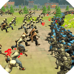 Zombies: Real Time World War icon
