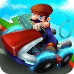 Super Go Kart Racing World icon