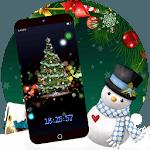 Countdown 2018 Christmas icon