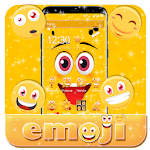 Funny Laugh emoji Face Theme icon