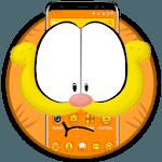 Orange Dude Cat Theme icon