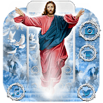 Holy Jesus Lord Themes Live Wallpapers icon
