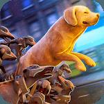 Zombie Dog Simulator 2017 for pc logo