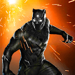 Grand Superhero Panther:Superstar City Survival 19 icon