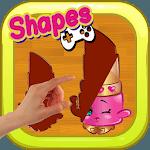 Shapes shopkin Puzzle GAMES icon