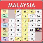 Malaysia Calendar 2019 - 2021 HD icon