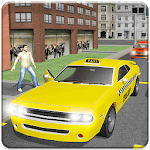 Urban City Taxi Driver 2017 icon