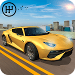 Real Car Driving With Gear : Driving School 2019 for pc logo