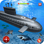 US Army Submarine Simulator : Navy Army War games icon