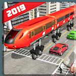 Gyroscopic Train Driving Sim 2019 icon
