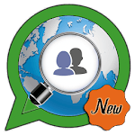 Unlimited Friends Search for WhatsApp icon