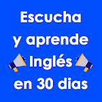 Listen & Learn English from Spanish icon