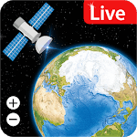 Earth Map Live Street View: GPS Navigation icon