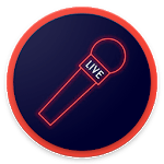 Live Microphone Announcement icon