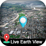 Global Satellite Live Earth Map - Street View Live icon