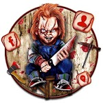 Horror Chucky Themes HD Wallpapers 3D icons icon