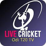 Live Cricket ODI T20 TV for pc logo