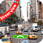 Live Street Panorama View - Live Earth Map icon
