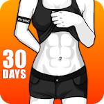 Lose Weight and Belly Fat in 30 Days for pc logo