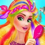 Fashion Braided Hair Salon - Hairdo Parlour for pc logo