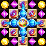 Witch Jewel Puzzle for pc logo