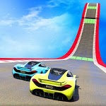 Ramp Car Jump Stunts for pc logo