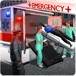 Ambulance Rescue Driving - Simulator icon