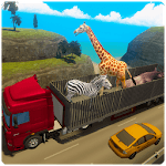 Zoo Animal Transport Truck icon