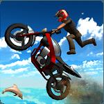 Motorbike Stunts - Extreme Ramps icon