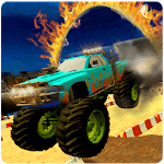 Monster Truck Destruction Derby Stunts icon