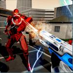 Robot Transform Fight War icon
